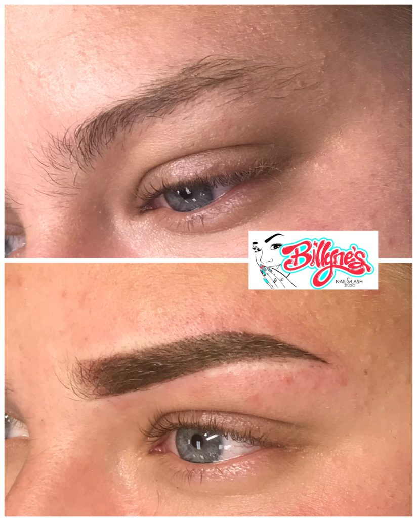 Eyebrow Tattoo | Permanent Brows in Michigan - Billyne's Nail & Lash